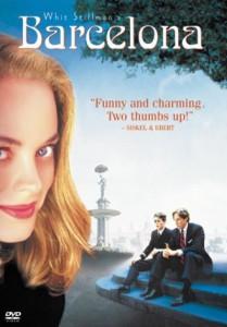 'Barcelona' DVD cover