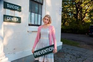 Greta Gerwig in 'Damsels in Distress'