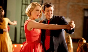 Greta Gerwig and Adam Brody