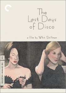 'The Last Days of Disco' DVD cover