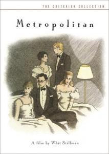'Metropolitan' DVD cover