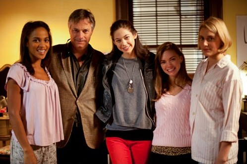 Stillman with Cast of Damsels