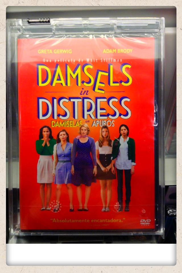 Miguel Rodríguez Damiselas en Apuros' ('Damsels in Distress')