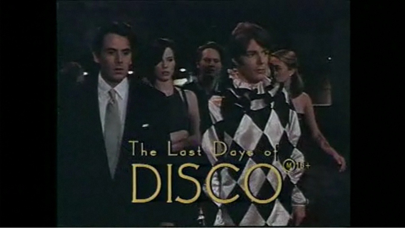 The Last Days of Disco