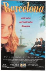 Barcelona VHS