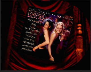 Album Cover for The Last Days of Disco