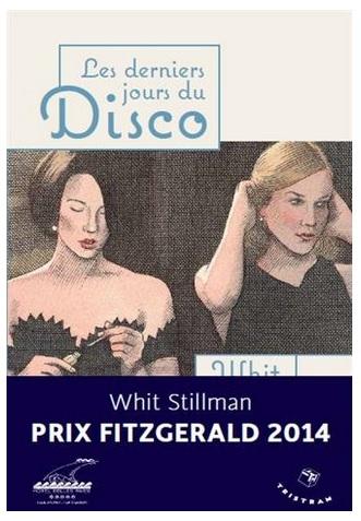 Whit Stillman Prix Fitzgerald 2014