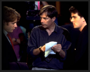 Whit Stillman directing The Last Days of Disco