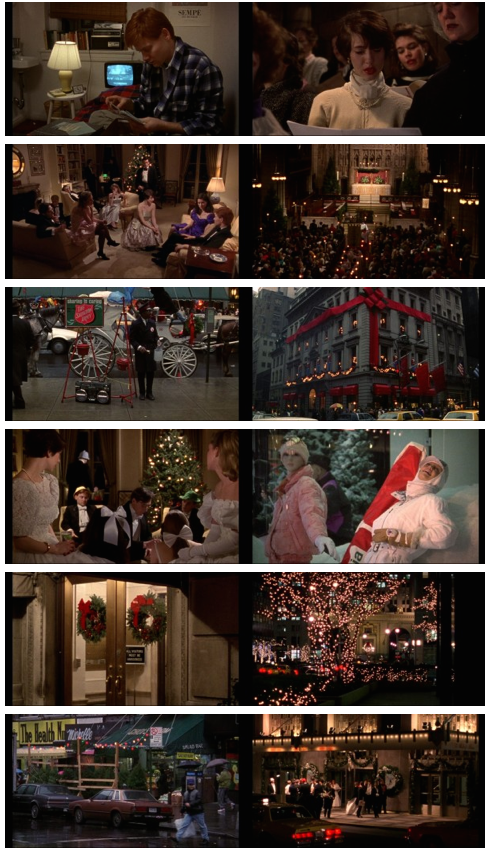 12 Scenes of Christmas from Whit Stillman's Metropolitan