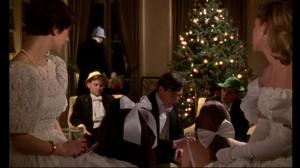 7 Metropolitan Christmas scene Whit Stillman
