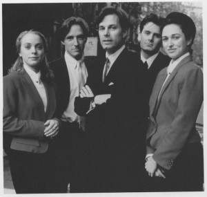 whit stillman pic Barcelona with cast